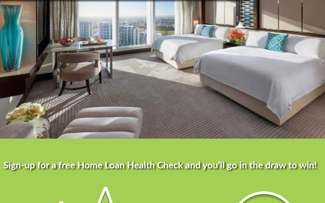 Win an overnight stay at Crown Towers