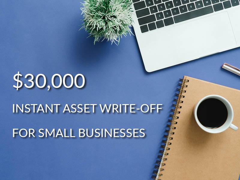 instant asset write off scheme