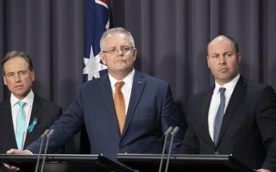 "PM announces $130 billion ""Job Keeper"" package"