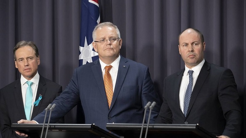 "PM announces $130 billion ""Job Keeper"" package"